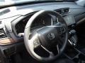2017 Modern Steel Metallic Honda CR-V EX AWD  photo #13