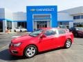 2016 Red Hot Chevrolet Cruze Limited LT #134099378