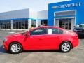 2016 Red Hot Chevrolet Cruze Limited LT  photo #3