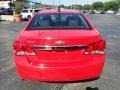 2016 Red Hot Chevrolet Cruze Limited LT  photo #6