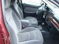 2002 Dark Garnet Red Pearl Chrysler Sebring LX Sedan  photo #13