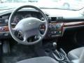2002 Dark Garnet Red Pearl Chrysler Sebring LX Sedan  photo #20