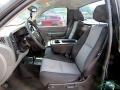 2008 Black Chevrolet Silverado 1500 LS Regular Cab 4x4  photo #12