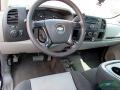 2008 Black Chevrolet Silverado 1500 LS Regular Cab 4x4  photo #16