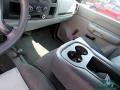 2008 Black Chevrolet Silverado 1500 LS Regular Cab 4x4  photo #21