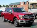 2019 Ruby Red Ford F150 XLT SuperCrew 4x4  photo #7