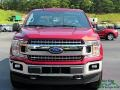 2019 Ruby Red Ford F150 XLT SuperCrew 4x4  photo #8