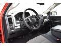 2012 Flame Red Dodge Ram 1500 Express Quad Cab 4x4  photo #10