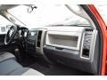 2012 Flame Red Dodge Ram 1500 Express Quad Cab 4x4  photo #16