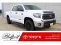 2019 Super White Toyota Tundra SR5 CrewMax 4x4 #134139370