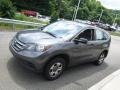2014 Polished Metal Metallic Honda CR-V LX AWD  photo #5