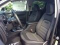 Front Seat of 2019 Canyon SLE Crew Cab 4WD