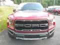 2019 Ruby Red Ford F150 SVT Raptor SuperCab 4x4  photo #7