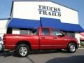 Inferno Red Crystal Pearl 2007 Dodge Ram 2500 Gallery