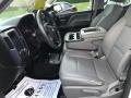 2014 Summit White Chevrolet Silverado 1500 WT Double Cab 4x4  photo #12