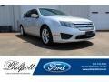 2012 Ingot Silver Metallic Ford Fusion SE #134168609