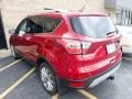 2017 Ruby Red Ford Escape Titanium 4WD  photo #2