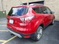 2017 Ruby Red Ford Escape Titanium 4WD  photo #4