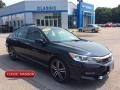 Crystal Black Pearl 2016 Honda Accord Sport Sedan