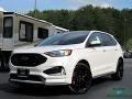 White Platinum 2019 Ford Edge ST AWD