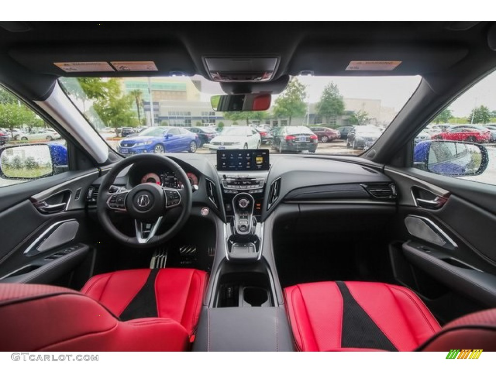 Red Interior 2020 Acura Rdx A Spec Photo 134208295 Gtcarlot Com