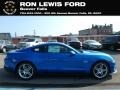 2019 Velocity Blue Ford Mustang GT Premium Fastback #134209345