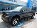 2019 Northsky Blue Metallic Chevrolet Silverado 1500 LT Z71 Trail Boss Crew Cab 4WD #134209527
