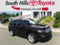 Rugged Brown Metallic 2014 Jeep Compass Latitude 4x4