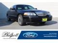 Black 2008 Lincoln Town Car Signature Limited