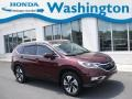 2015 Copper Sunset Pearl Honda CR-V Touring #134209360