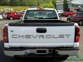 2005 Summit White Chevrolet Silverado 1500 Regular Cab  photo #3