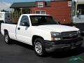 2005 Summit White Chevrolet Silverado 1500 Regular Cab  photo #6