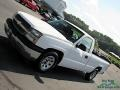 2005 Summit White Chevrolet Silverado 1500 Regular Cab  photo #20