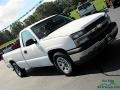 2005 Summit White Chevrolet Silverado 1500 Regular Cab  photo #21