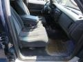 2001 Black Dodge Dakota SLT Quad Cab 4x4  photo #28