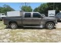 2005 Dark Shadow Grey Metallic Ford F250 Super Duty Lariat Crew Cab  photo #4