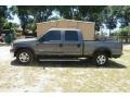 2005 Dark Shadow Grey Metallic Ford F250 Super Duty Lariat Crew Cab  photo #5