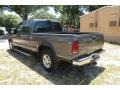 2005 Dark Shadow Grey Metallic Ford F250 Super Duty Lariat Crew Cab  photo #6