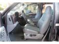 2005 Dark Shadow Grey Metallic Ford F250 Super Duty Lariat Crew Cab  photo #15