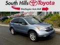 2010 Glacier Blue Metallic Honda CR-V EX AWD #134247420