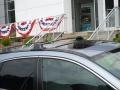 2010 Glacier Blue Metallic Honda CR-V EX AWD  photo #3
