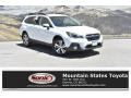 Crystal White Pearl 2019 Subaru Outback 3.6R Limited