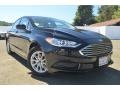 2018 Shadow Black Ford Fusion S #134267094