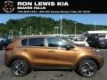 Burnished Copper 2020 Kia Sportage EX AWD