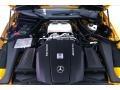 2020 AMG GT C Coupe 4.0 Liter Twin-Turbocharged DOHC 32-Valve VVT V8 Engine