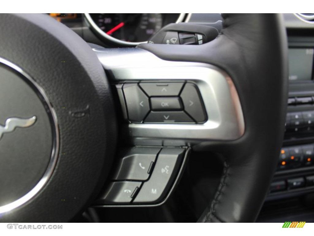 2018 Mustang GT Fastback - Oxford White / Ebony photo #18