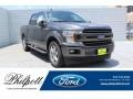 2019 Magnetic Ford F150 XLT SuperCrew  photo #1