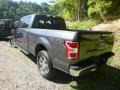 2019 Magnetic Ford F150 XLT SuperCrew 4x4  photo #3