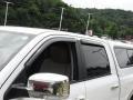 2012 Bright White Dodge Ram 1500 Laramie Crew Cab 4x4  photo #8