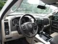 2012 Bright White Dodge Ram 1500 Laramie Crew Cab 4x4  photo #16